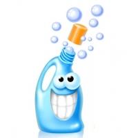 Жидкие средства для стирки белья