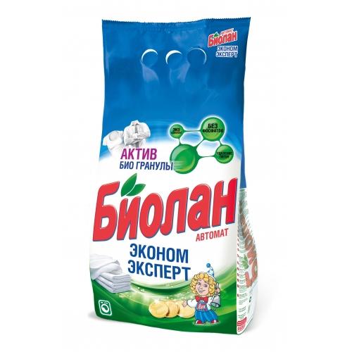 БИОЛАН  стиральный порошок автомат  4,0 кг