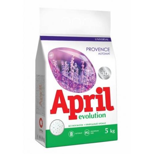 April Evolution автомат Provence, 5кг универсальный