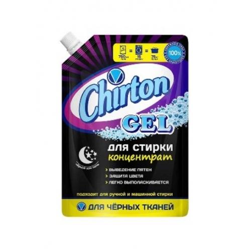 CHIRTON гель 750 мл для черных тканей