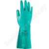 Перчатки химически устойчивые нитриловые гипоалергенные  L