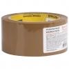 Лента клейкая  коричневая  BRAUBERG 48 мм Х66м