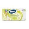 Zewa 8 шт (3 сл) ромашка бумага туалетная