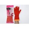 Перчатки резиновые утепленные фланелью L